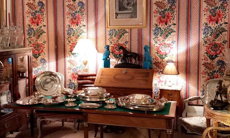Visitez notre boutique d'antiquités